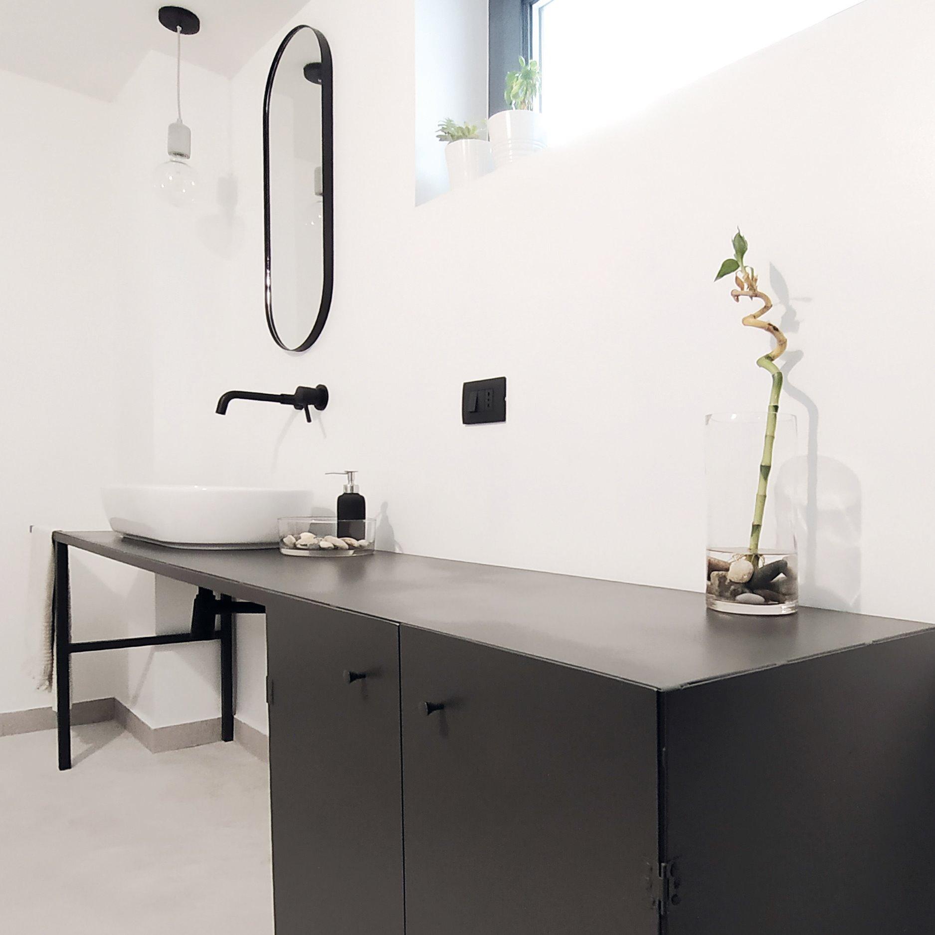 Che mobile scelgo per il bagno?